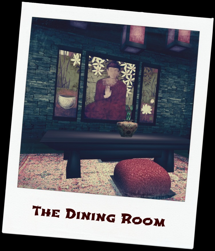 My Virtual Home - The Dining Room