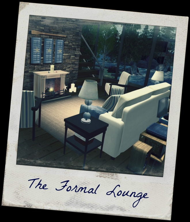 My Virtual Home - The Formal Lounge