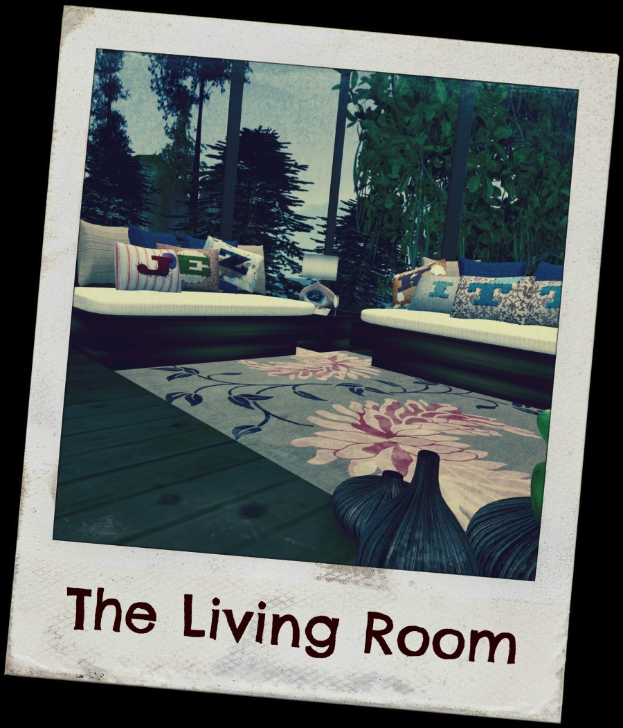 My Virtual Home - The Living Room