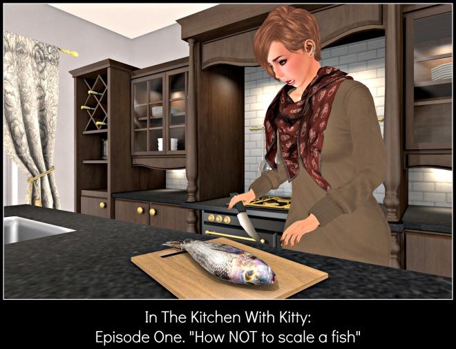 Kitchen Kitty