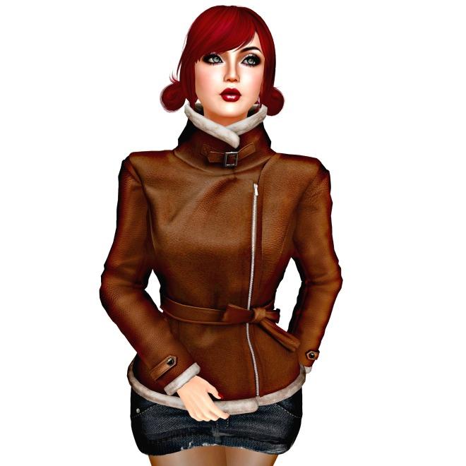 Kustom 9 'Lisa' Jacket From Marshmallows