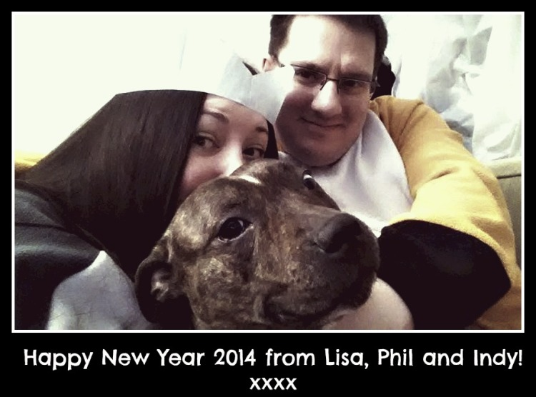 Phil, Lisa and Indy