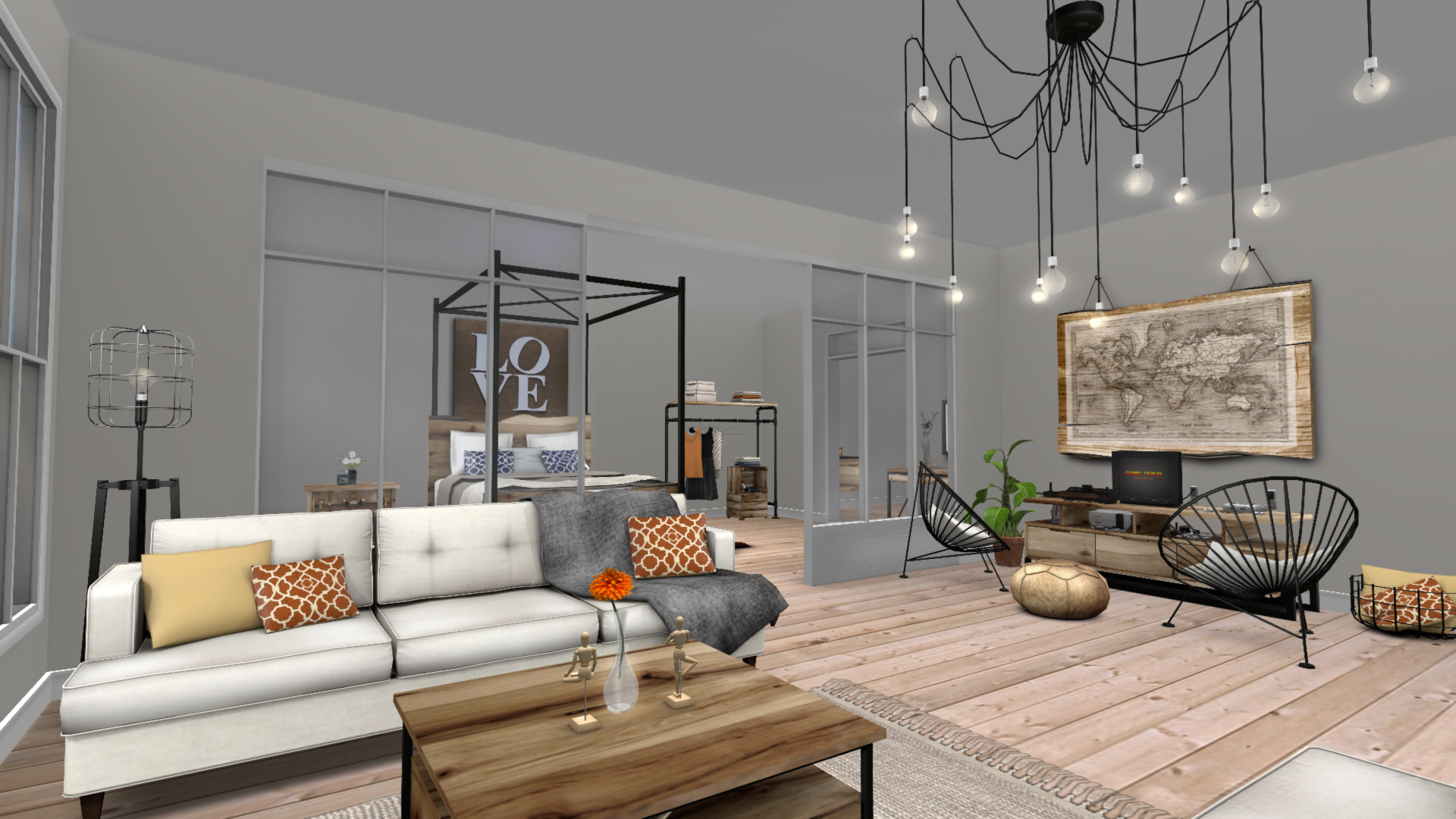 steampunk living room pictures gallery | a1houston