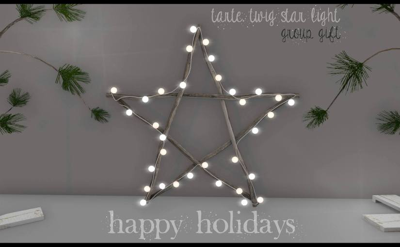 Witchy Wednesdays: Twig Star Light Group Gift From Tarte