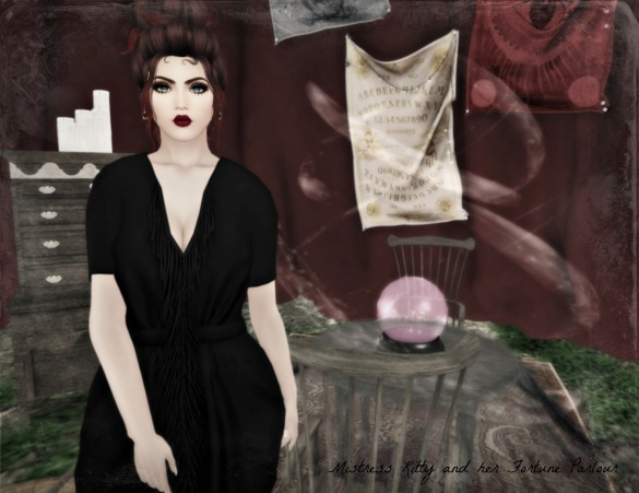 Mistress Kitty And Her Fortune Parlour...