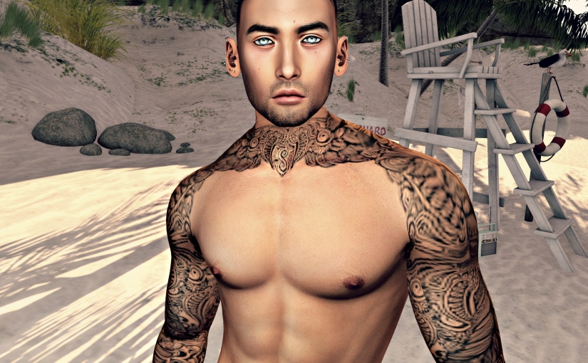 All About Alex – Introducing Genesis Labs Latest Male Mesh Head!