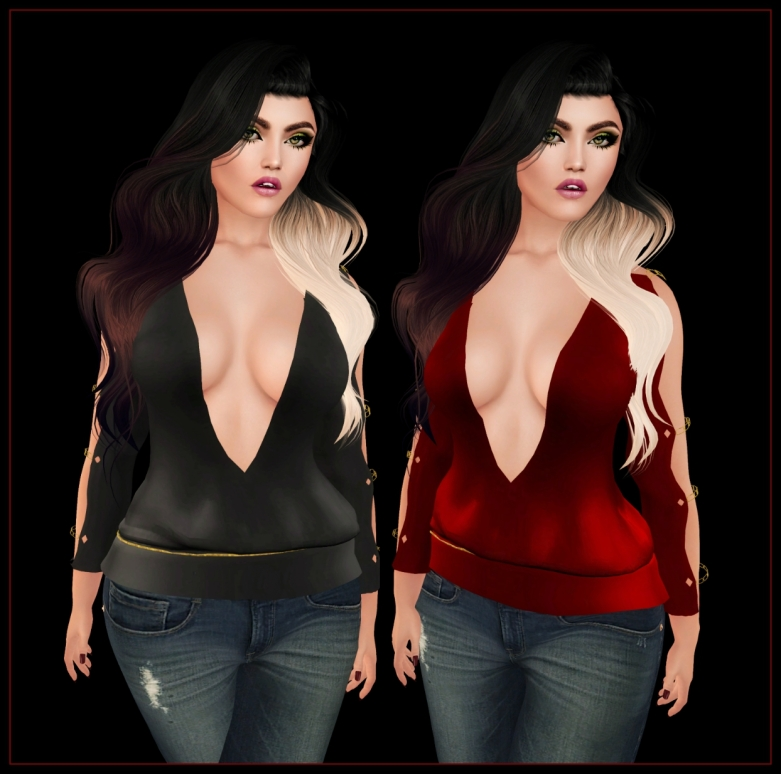 Mesh Body Addicts Fair Maiden Top by Masoom