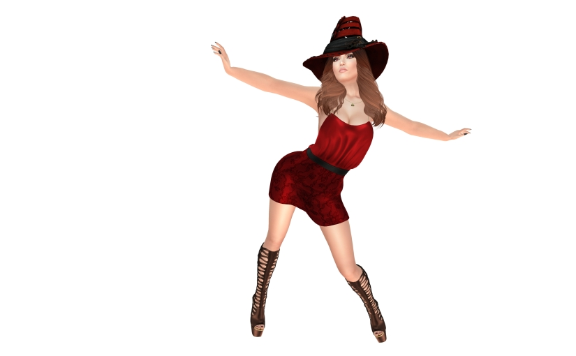 Saturday Sorcery: The Well DressedWitch