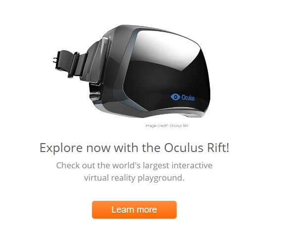 Oculus Rift? Oculus MIFFED morelike!